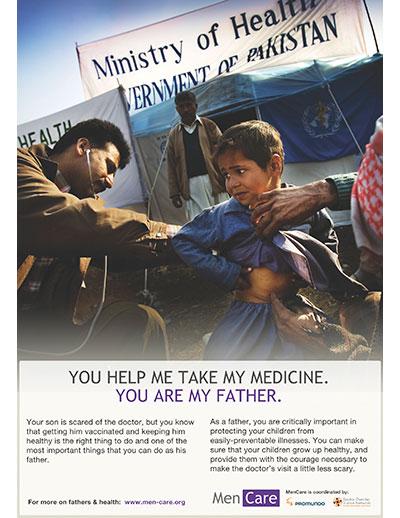 You Help Me Take My Medicine