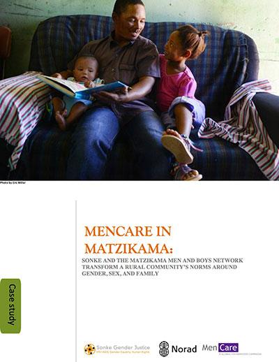MenCare in Matzikama