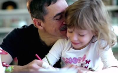 Campanha Você é meu Pai, featuring Charles Gavin
