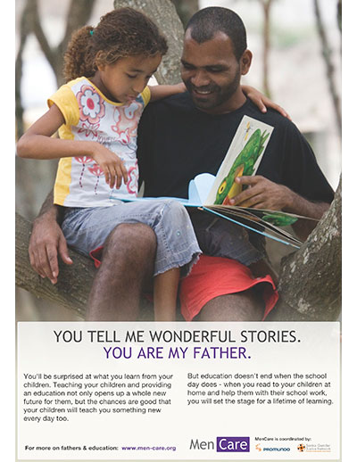 You Tell Me Wonderful Stories