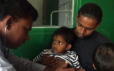 MenCare Sri Lanka Film: Steven's Story